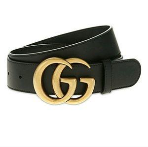 Jennifer Aniston Celebrity Style Gucci Belt
